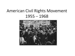 american civil rights movement essay