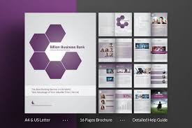 Brochure Cover Pages 70 Modern Corporate Brochure Templates Design Shack