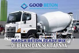 Harga beton cor ready mix bekasi terbaru 2021. Harga Beton Ready Mix Bekasi Per M3 Terbaru 2021 Good Beton