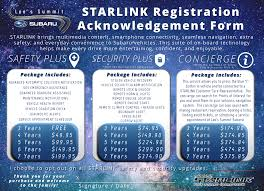 Starlink is now delivering initial beta service both domestically and internationally, and will continue expansion to near global coverage of the populated world in 2021. Top 5 Reasons To Upgrade Your Subaru With Starlink Lee S Summit Subaru