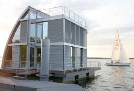 Top Five Awesome Floating Houses - Outdoor - Dream Home - Design News