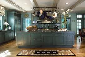 rustic paint colors for kitchen cabinet