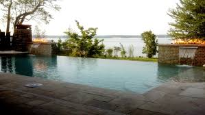 infinity pool backyard. The Benefit Of Designing An Infinity Pool Is That It Completely Customizable, For Example Vanishing Edge On Below \u201cbookended\u201d With Backyard I