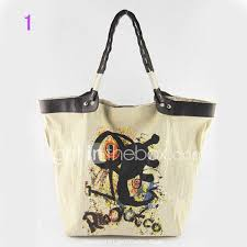 Light In The Box Handbags Women Bags All Seasons Canvas Tote For Casual Outdoor 1 2