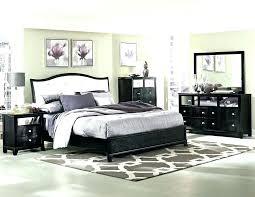 Wonderful Mirrored Headboard Bedroom Set Image Of Elegant Mirrored ...