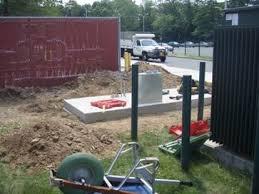 Emergency Generator Installations High School and Middle School