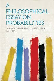 philosophical essay on probabilities 91 121 113 106 a philosophical essay on probabilities laplace pierre simon