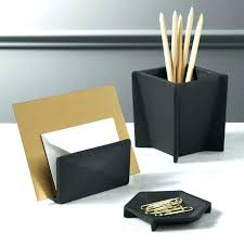 desk accessories for office and amazing modern classy design ideas gold best