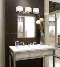 plug in vanity lighting. Plug In Vanity Lights Square Wall Mounted Glass Mirror White Glossy Ceramic Sink Grey Finish Varnished Wooden Drawer Cabinet Athroom Stainless Steel Lighting