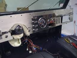 dash lights dim jeep cj forums