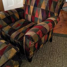Best Alan White Accent Chair And Ottoman for sale in Wilmington