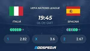 Italia - Spagna » Risultati in Diretta, Streaming, Quote