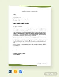 14 personal reference letter templates