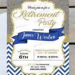 Retirement Invitation Template Free New Retirement Luncheon Flyer