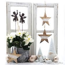 Fensterdeko Für Advent Weihnachten Als Blickfang