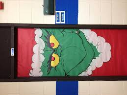 grinch christmas door decorating ideas. A Christmas Door Decoration Ideas Grinch Grinch Christmas Door Decorating Ideas
