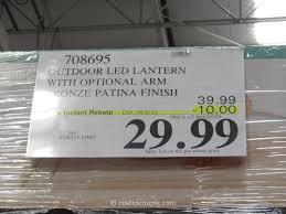 altair lighting outdoor led lantern with optional arm kit altair 950 lumen 9dab12acbaa93056dc94bba full size