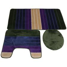 3 piece bathroom mat sets benefit cool ideas for home