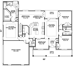 main floor plan 6 953