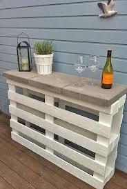 diy outdoor bar. Modren Diy DIY Outdoor Bars On Diy Bar A