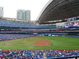 Rogers Stadium Seating Rogers Centre Seating Chart Vancouver