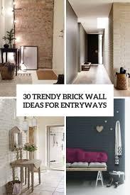 large of old brick wall interior design ideas brick wall interior designpainted brick wall interior design