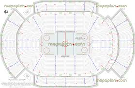 Coyotes Hockey Seating Chart Gila River Arena Hockey Plan For Arizona Coyotes Nhl Games