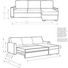 john lewis sacha large sofa bed with