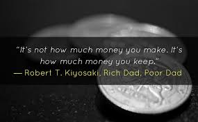 Insightful Quotes Inspiration 48 Insightful Quotes From Rich Dad Poor Dad By Robert T Kiyosaki