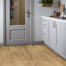Bq Kitchen Laminate Flooring Sirente Oak Effect Laminate Flooring 174ma2 Pack Departments