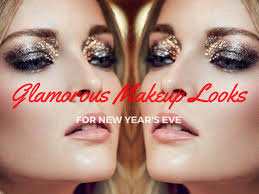 glamorous makeup looks for new year s eve
