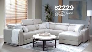 nevio sectional memorial day furniture mattress commercial sectional bed and adjustable base nevio 3 pc