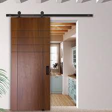 glasscraft model birch fleetwood barn door