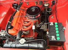 chrysler slant 6 engine 1965 plymouth barracuda at 2015 rockville show 6of6 jpg