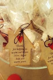 Housewarming tags for guest favors Details: * Set of 10 tags, measures  approx 2.25