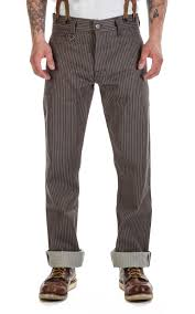 Pike Brothers 1942 Hunting Pant Brown Wabash Strides