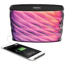 speakers in best buy. ihome colour-changing bluetooth wireless speaker : portable speakers - best buy canada in