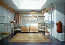 Closets Creative Walk In Closet Designs Open Ceiling Empty Closet
