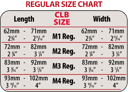M4 Chart Cavallo Clb Slim Sole Size Chart M1 M4 Horse Boots Hoof