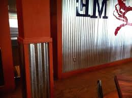 corrugated metal wall panels photo 6 of 6 cool design interior corrugated metal wall panels cost