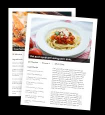 Family Meal Plans Weekly Meal Plan Easy Family Recipes