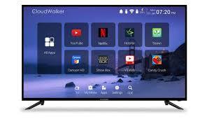 Cloudwalkar 50 inches Smart Full HD LED TV Price in India