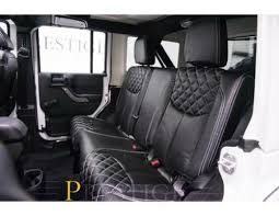 prestige off roads leather seat covers