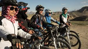 espnW women's cycling team is a vehicle for change in Afghanistan
