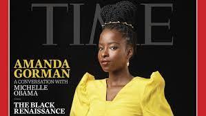 Michelle Obama befragt Amanda Gorman in »Time«: Schwesterliche Umarmung von  Poesie und Macht - DER SPIEGEL