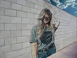 graffiti brick wall people page 1