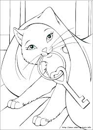 Free Printable Barbie Coloring Pages Antiatominfo