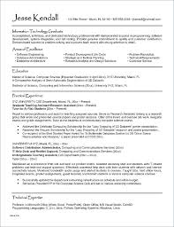 High School Student Resume Samples With No Work Experience Resume