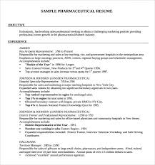 Pharmacist Resume Objective Sample Sample Pharmacist Resume 100 Download Documents in PDF 83