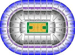 Curious Boston Garden Seating Chart With Seat Numbers Td